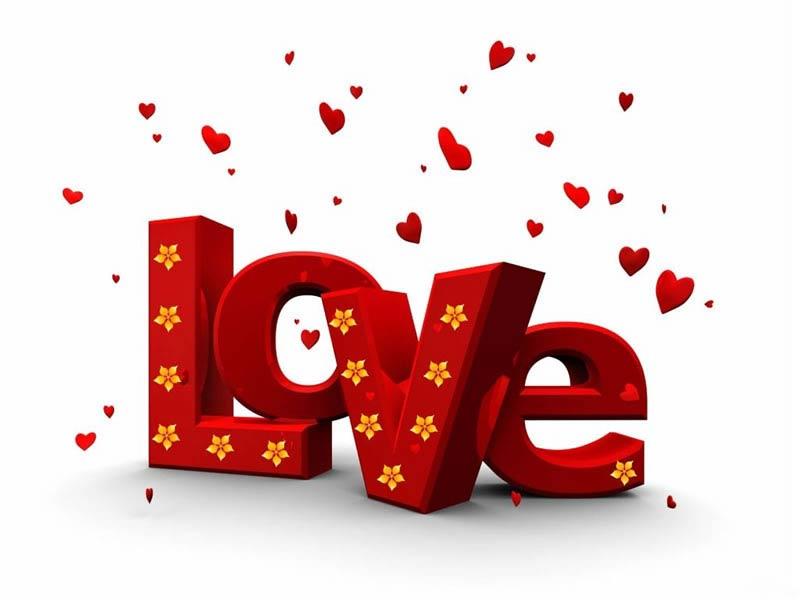 AMORE SCRITTA LOVE