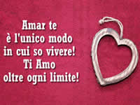 Immagine frase d'amore
