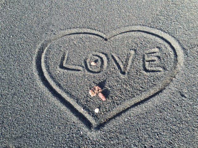 IMMAGINE D'AMORE CUORE LOVE