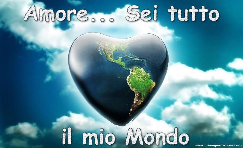 FOTO D'AMORE MONDO