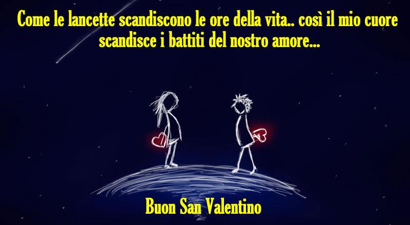 Bellissima immagine immagine auguri san valentino con for Immagini natalizie d amore