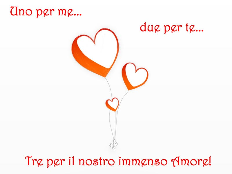 IMMAGINE D'AMORE IMMENSO