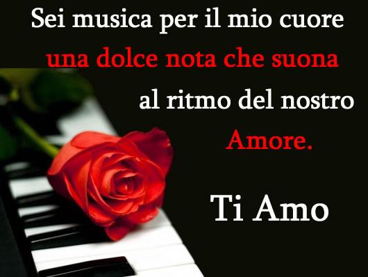 IMMAGINE D'AMORE MUSICA
