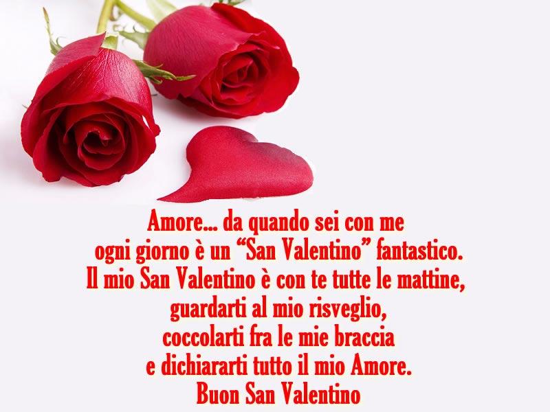 Bellissima Immagine San Valentino Con Frase D Amore