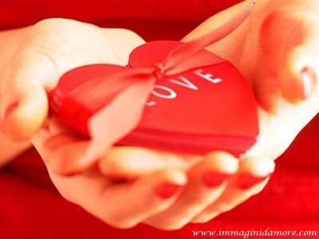 Immagine d 39 amore dedica amore cuore for Immagini natalizie d amore