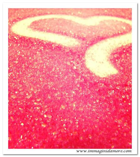 Immagine d 39 amore con fotografia di cuore for Immagini natalizie d amore