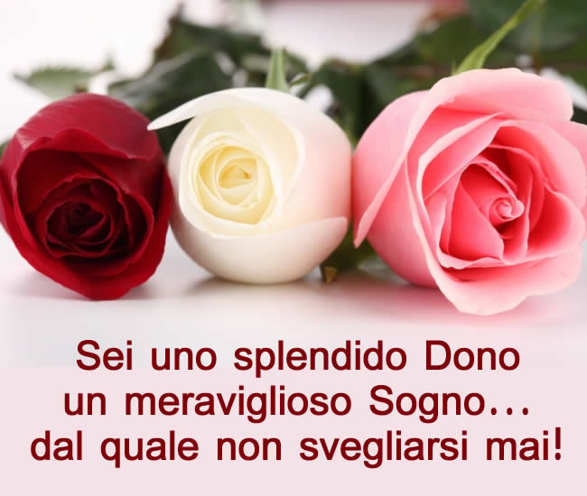 SOGNO D'AMORE